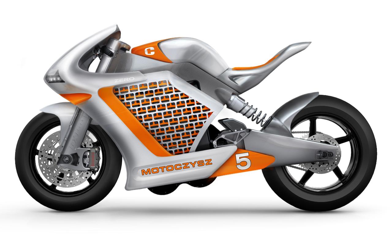 «MotoCzysz E1pc» - самый быстрый мотоцикл на электрическом приводе